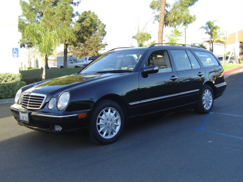 Mercedes Benz E320 Wagon. 2000 Mercedes-Benz E320 Wagon